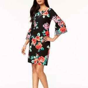 Jessica Howard Floral Dress - Size 6p